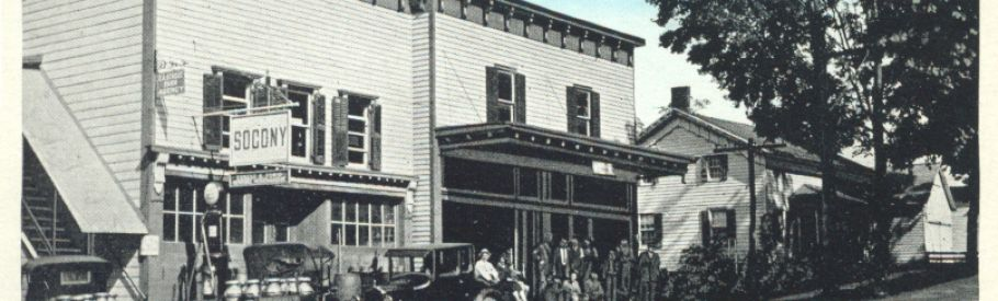 fords store & house c 1920